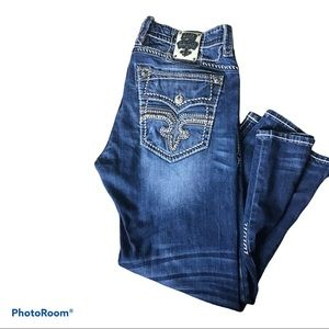 Rock Revival Rhays Boot Stretch Jeans